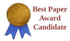 Best Paper Award Candidate